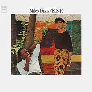 E.S.P. (Miles Davis album) - Image: E.S.P. cover