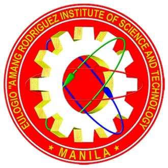 """Eulogio """"Amang"""" Rodriguez Institute of Science and Technology - Seal of EARIST"""