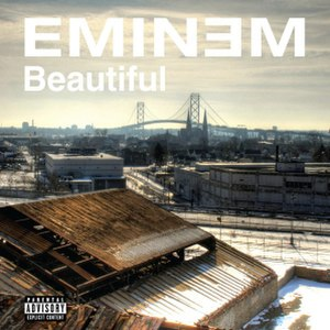 Beautiful (Eminem song) - Image: Eminem Beautiful