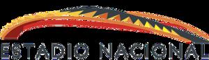 Estadio Nacional de Costa Rica (2011) - Image: Estadio Nacional de Costa Rica Logo
