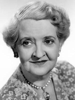 Evelyn Varden - Varden in the mid 1950s.
