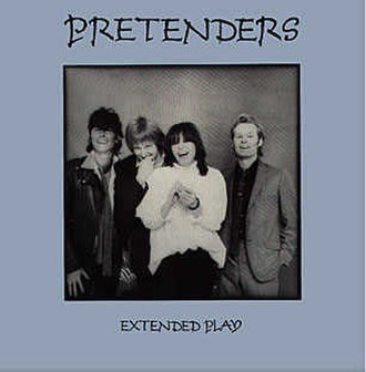 Extended Play (Pretenders EP) - Image: Extended Play (Pretenders EP cover art)