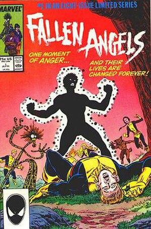 Fallen Angels (comics) - Image: FALLENANGELSNO1