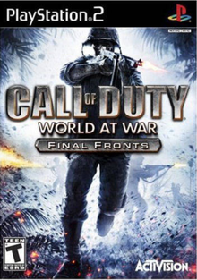 70579f0fe5c Call of Duty  World at War – Final Fronts - Wikipedia