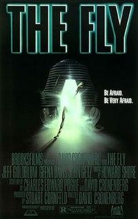 <i>The Fly</i> (1986 film) 1986 film by David Cronenberg