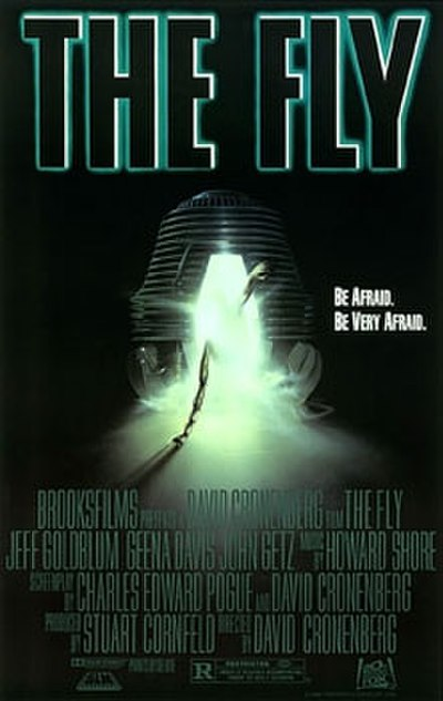 Picture of a movie: The Fly