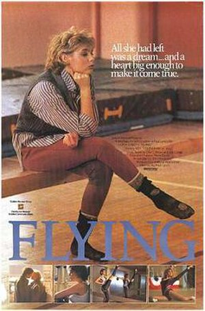 Flying (film) - Theatrical release poster