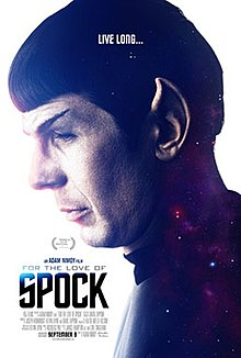 For the Love of Spock Poster.jpg