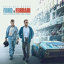 Ford V Ferrari Soundtrack Wikipedia