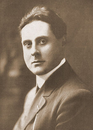 Frank Bohn (socialist) - Frank Bohn in 1911, from a promotional brochure published by the Socialist Party of America.