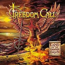 Afbeeldingen van Freedom Call Land Of The Crimson D…