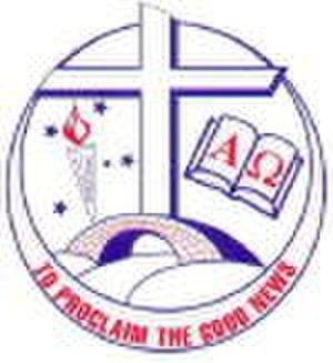 Freeman Catholic College - Image: Freeman Catholic College Crest