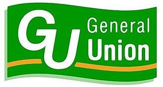 General Union - Image: General Union 2011 Logo