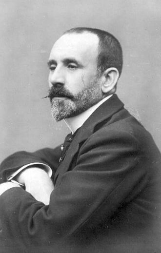 George Dance (dramatist) - George Dance, c. 1900