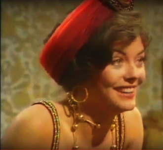 Georgina Worsley - Georgina Worsley (Lesley-Anne Down) raves about the wonderful ball she attended the previous evening, cleaning Georgina's room the house-maids talks about how lovely going to balls must be. But Rose berates her for being too fanciful.