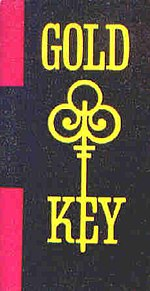 Image result for gold key publishing logo