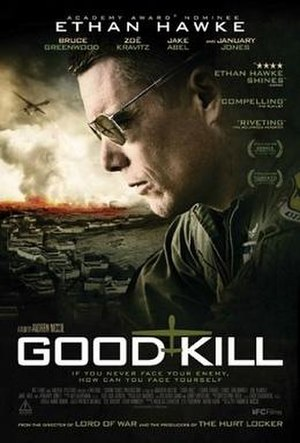 Good Kill - Promotional poster