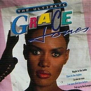 The Ultimate (Grace Jones album) - Image: Grace Jones The Ultimate Grace Jones