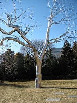 Graft (Paine) - Image: Graft sculpture