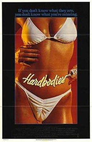 Hardbodies - Theatrical release poster