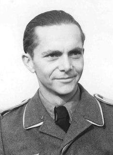 Heinrich Sturm German World War II fighter pilot
