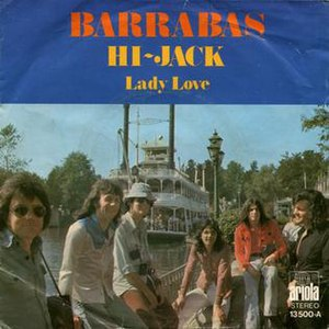 Hi-Jack (1974 song) - Image: Hi Jack Barrabas