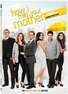 <i>How I Met Your Mother</i> (season 9) season of television series