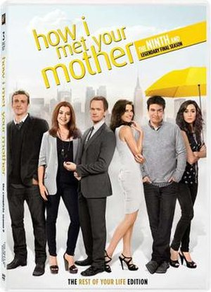 How I Met Your Mother (season 9) - Image: How I Met Your Mother S9