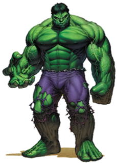 Hulk Comic book superhero