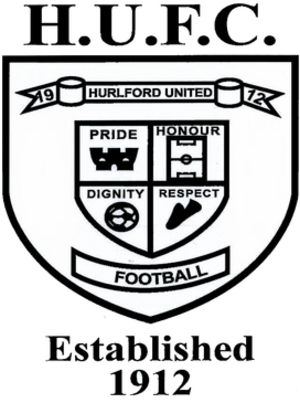 Hurlford United F.C. - Hurlford United's crest