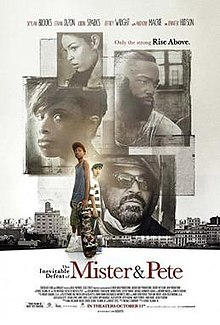 Inevitable Defeat of Mister & Pete Release Poster.jpg