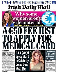 Irish Daily Mail front page including masthead.jpg