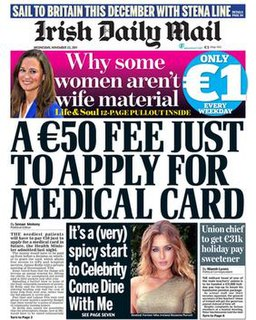 <i>Irish Daily Mail</i>
