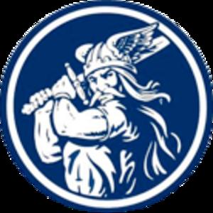 Irvington High School (Fremont, California) - Image: Irvington High School Vikings logo