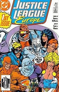 <i>Justice League Europe</i>