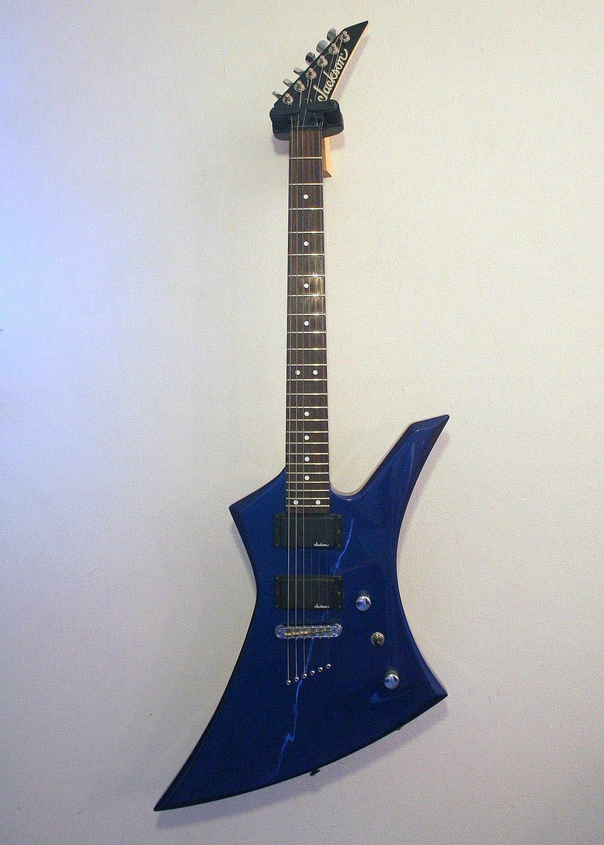 File:Jackson Kelly Guitar.JPG - Wikipedia