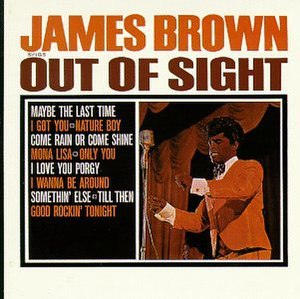 Out of Sight (album) - Image: James Brown Out of Sight