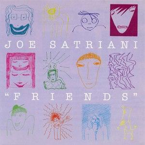 Friends (Joe Satriani composition) - Image: Joe Satriani 1992 Friends