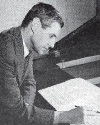 John Kirkpatrick (pianist) - Image: John Kirkpatrick, pianist, 1905 1991