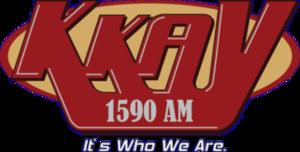 KKAY - Image: KKAY logo