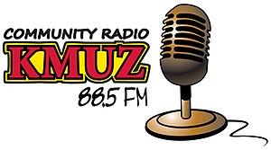 KMUZ - Image: KMUZ FM community radio logo