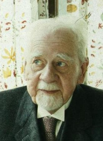 Karl Helm - Karl Helm towards the end of his life