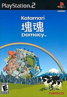 Katamari Damacy - Wikipedia