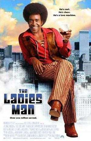 The Ladies Man (2000 film) - Theatrical poster