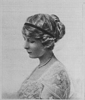 Lady Helena Gibbs - Photograph, 1919