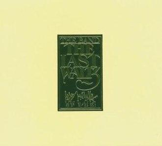The Last Waltz (1978 album) - Image: Last Waltz Cover