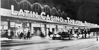 Latin Casino - Image: Latin Casino Theatre Restaurant Cherry Hill New Jersey 1960's Media Image