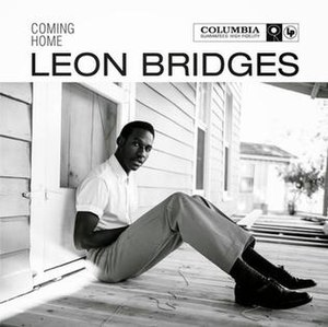 Coming Home (Leon Bridges song) - Image: Leon Bridges Coming Home single cover