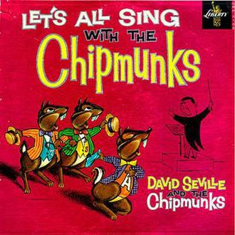 Let's All Sing with The Chipmunks - Image: Let's All Sing With The Chipmunks Actualcover