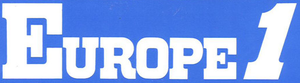 Europe 1 - Image: Logo Europe 1 1965